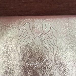 Victoria's Secret Angel Fold Over Clutch